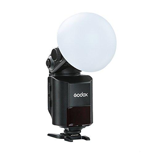 Godox AD-S17 Wide Angle Soft Focus Shade Diffuser 180 Degrees for Godox AD200 AD180 AD360 Speedlite Flash