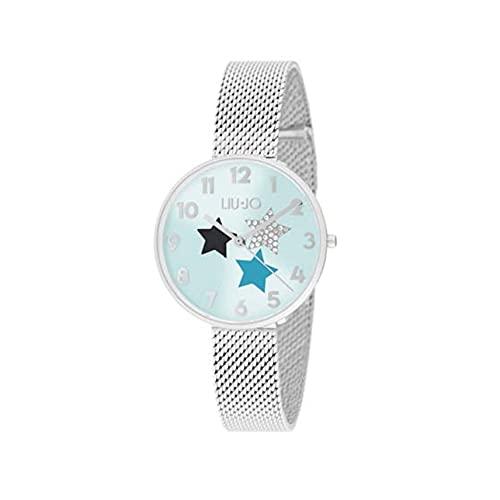 Liu Jo Luxury - Reloj de mujer Complicity con cápsulas de estrellas celestes