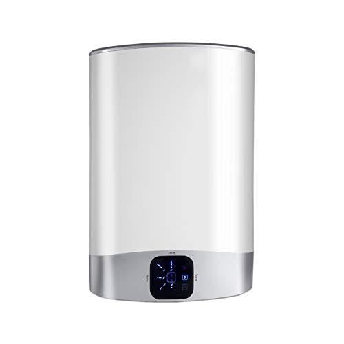 Fleck 3626158 Termo Eléctrico DUO 5, 1500 W, 230 V, 30 L, blanco, Fabricado para ser instalado en España