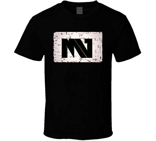 N/N Mo Vlogs Logo T-Shirt Gr. XXL, Schwarz
