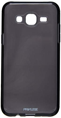 Capa Protetora Galaxy J5 Fume, Privilege, Capa Protetora Flexível, Transparente