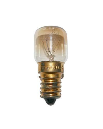 Kühlgerätelampe Glühlampe Lampe Glühbirne E14 15W 240V (8008)