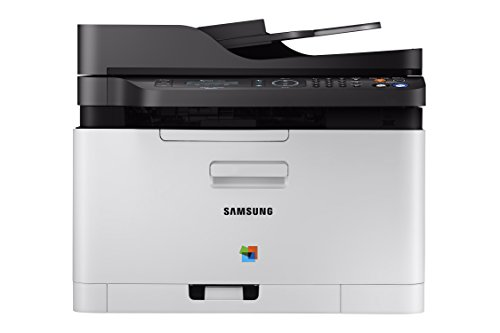 Samsung Electronics Xpress SL-C480FW/XAA Wireless Color Printer with Scanner, Copier & Fax (SS256H)