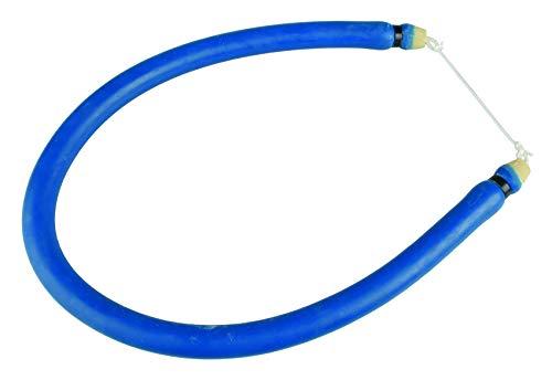SEAC Power Blue, Elastico Circolare Unisex Adulto, Blu, 16 x 48