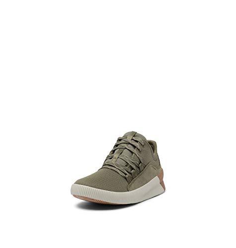 Sorel Women\'s Out N About Plus Lace Sneaker - Sage - Size 12