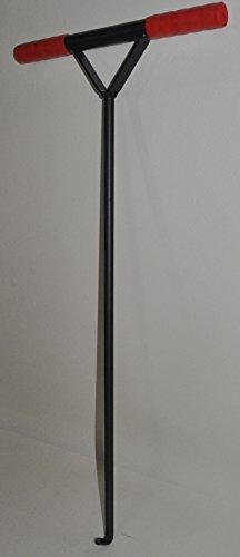 Kanaldeckelheber,16 mm, Schachtheber, Gulli, Kanal, Schacht, Bordsteintragezange