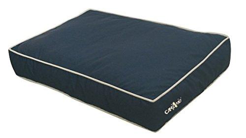 Croci Almohada teflón, 120x 70x 12cm, Color Azul