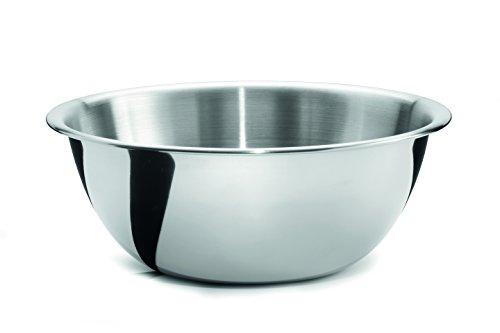 Weis 25236 Küchenschüssel, Edelstahl 36 cm