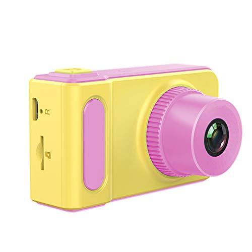 Kinderen Mini Digitale Camera 2inch IPS Scherm Cartoon Leuk Camera Speelgoed Kinderen Verjaardagscadeau 1080P Peuter Camera