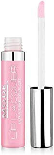 Mode, Lip Lacquer, It's a Sin (Cotton Candy Pink Frost Pearl) .25 fl oz, Ultra Shine Lip Gloss, Creamy Color, Hydrating, Moisturizing, Natural Sweet Almond and Apricot Oils, Vegan, Cruelty Free, USA