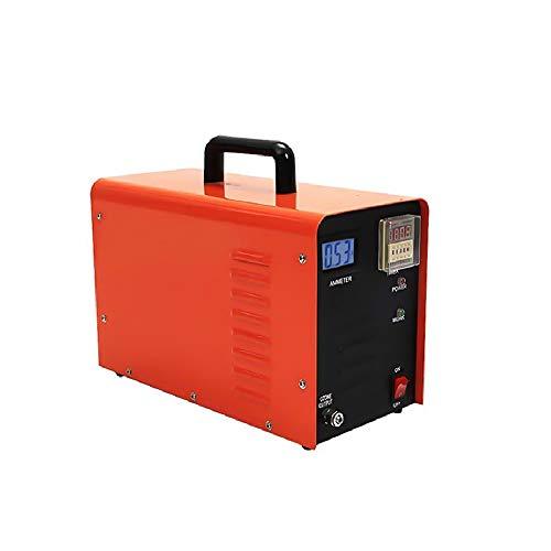 Lumemery Generador de ozono Comercial 10g/h Desodorante para purificador de Aire Ozonizador Profesional O3 para Tratamiento de Aire y Agua Uso en fábrica