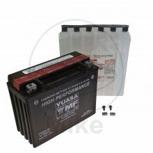 YUASA MF batterij YTX24HL-BS - 707.18.06 - incl. wettelijke garantie voor de accu (EUR7,50)!