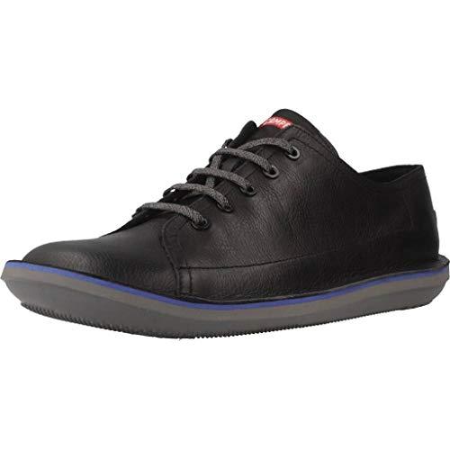 CAMPER Herren Beetle K100307-005 Sneaker, Schwarz (Black 1), 43 EU