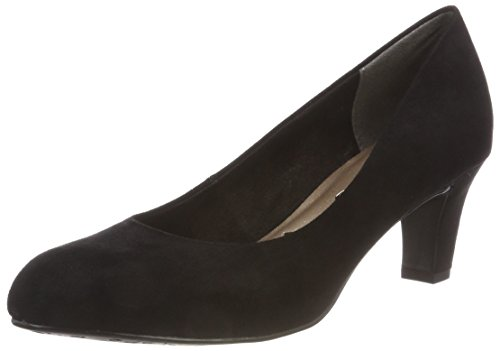 Tamaris Damen 22418-21 Pumps, Schwarz (Black 1), 37 EU