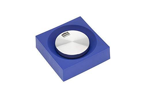zilofresh G00054 - Deodorante per ambienti 8 x 8 x 2,5 cm, garantisce freschezza in ambienti fino a 16 m², senza additivi chimici, Made in Germany (blu)