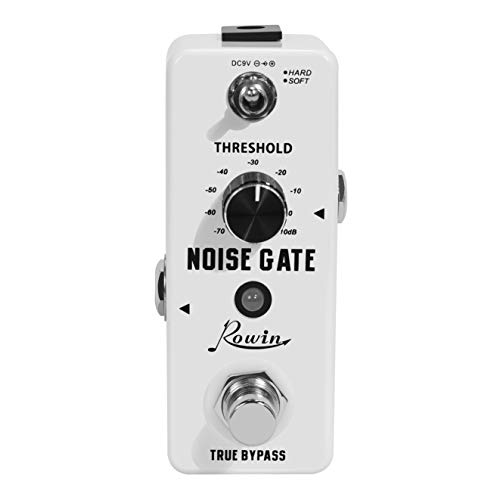 Rowin Guitar Noise Killer Noise Gate Suppressor Effect Pedal LEF-319