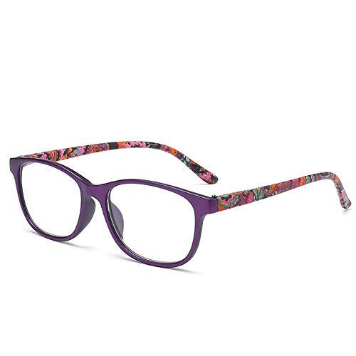 TYJYY Zonnebril Retro Bril 1.5 Leesbril Resin Progressieve Bril Frame Bril Vrouwen Computer Bril Mannen