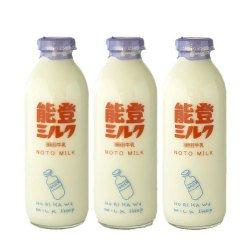 能登ミルク720ml 3本セット