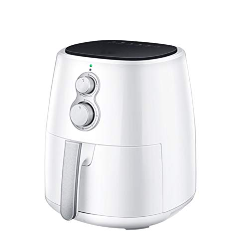 Best Prices! Air Fryer, 3.5L Power Air Fryer with Adjustable Temperature and 30 Minute Timer for Healthy Oil Free and Low Fat Cooking 1300W