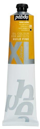 Pébéo XL - Pintura al óleo (200 ml), color amarillo