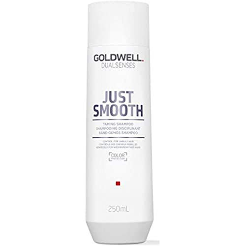 Goldwell Dualsenses Just Smooth Taming Shampoo, 1er Pack (1 x 250 ml)