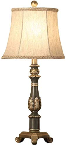 JUNYYANG Estudio lámparas de Mesa lámpara de luz de lámpara de Escritorio Lámpara de Lectura Muebles Signature Design lámparas de Mesa - Casual Vintage