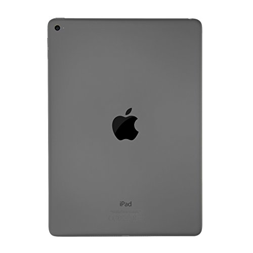 Apple iPad Air 2, 64 GB, Space Gray, (Renewed)