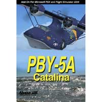 PBY-5A Catalina Add-on for FSX and Flight Simulator 2004