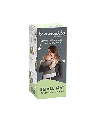 Tranquilo Mat, Small: Vibrating Baby Mat Aides in Calming Fussy...