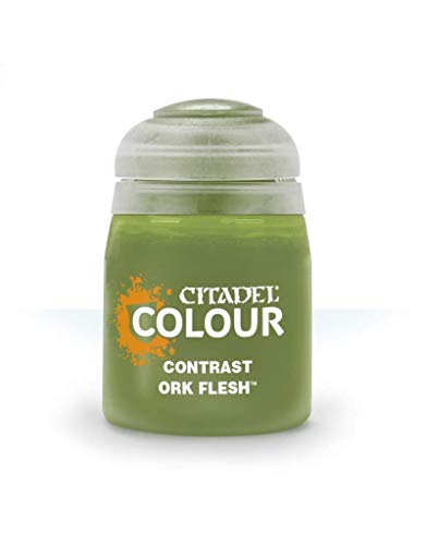 Citadel Colour Games Workshop Contrast - Ork Flesh 29-22