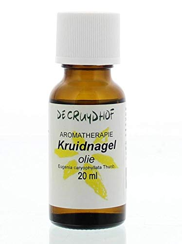 Cruydhof Kruidnagel Olie Indonesie, 20 ml