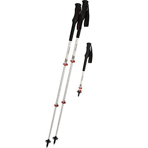 Komperdell Explorer Contour Powerlock Compact Trekking Poles - 90-120cm