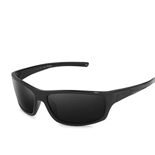 Óculos Masculino De Sol Polarizado Uv400 Frete Gratis