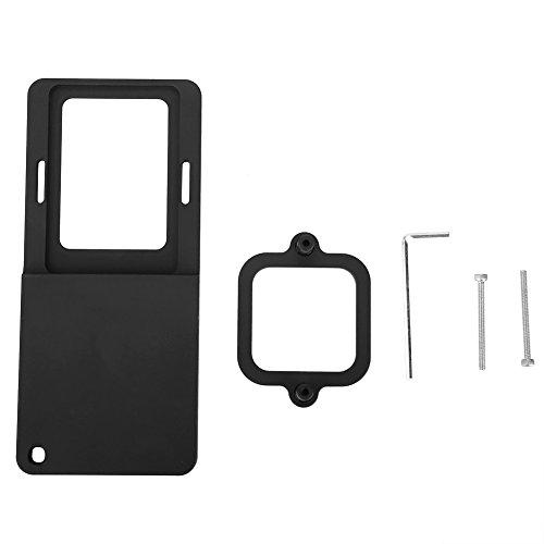 Longzhou Adaptador de Placa de Montaje del Interruptor del estabilizador del cardán del teléfono para Sony RXO Fit para cámaras de sesión Gopro