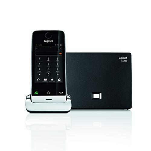 Gigaset S30852-H2300-D201 Telefonkarte SL910 schwarz