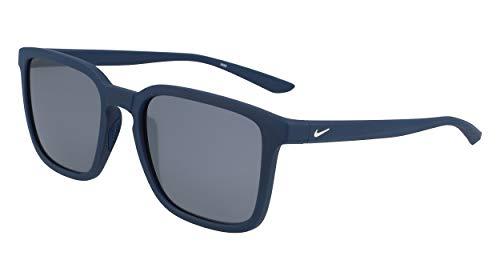 Nike Sun Circuit Gafas, Azul, 55 mm para Hombre