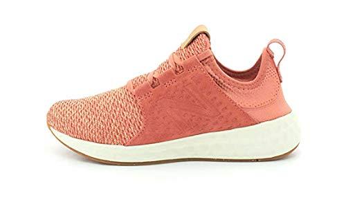 New Balance Mcruzv1 - Zapatillas de Correr para Hombre, Color Rosa, Color Morado, Talla 44.5 EU Weit