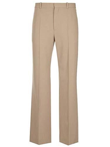 Balenciaga Luxury Fashion Herren 601181TGT074278 Beige Wolle Hose | Frühling Sommer 20