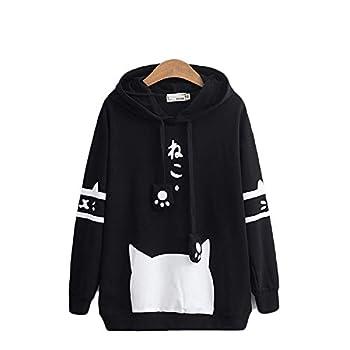Best japanese cat sweatshirt Reviews