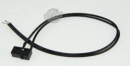 Polti* Vaporella VAPORELLA PROF 1100 - Microinterruttore vapore con cavetti per ferro da stiro (posizionato sotto il tasto interruttore del ferro da stiro)