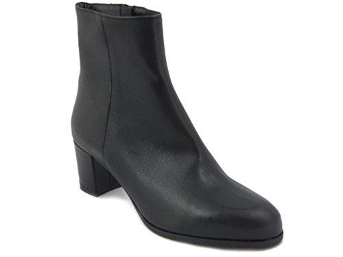 OSVALDO PERICOLI, Damen Stiefel & Stiefeletten , schwarz - schwarz - Größe: 36 EU