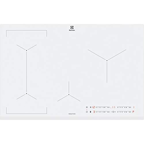 Electrolux EIV83443BW Piano cottura Incasso A induzione, Bianco
