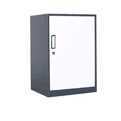 Bestandskast Laag kabinet Kantoorkast met slot metalen kast lade kast opslag kleine kabinet Lostgaming