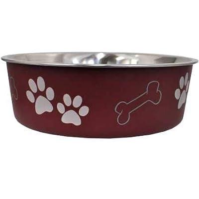 Loving Pets Bella Bowls Merlot (X Large)