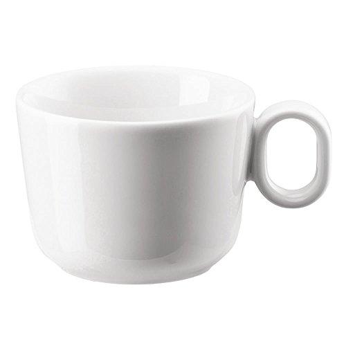 Thomas 11965 10430–800001–14430 14717 ONO Tasse à Espresso, Porcelaine, Blanc, 8 x 6 x 4 cm