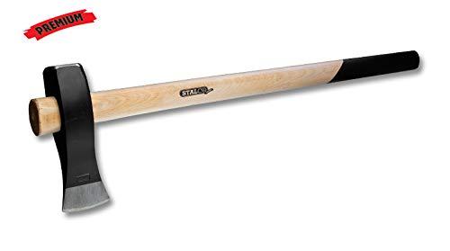 Stalco Premium SPALTHAMMER 2500g 2,5Kg Spaltaxt Spaltbeil Holzspalter Werkzeug