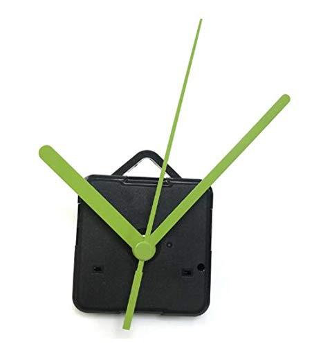NXSP Stille Klok Kleurrijke handen Quartz Muur Klok, Mechanisme Beweging Reparatie Onderdelen uurwerk klok onderdelen as