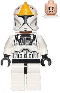 LEGO Star Wars–Mini Figura Clone Pilot de Juego 75021