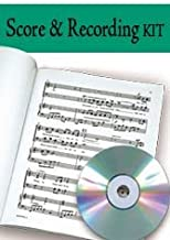 Let Heaven and Nature Sing Gloria! - SATB Score with CD: A Worship Celebration for Christmas (Cantata/Sacred Musical, CD Kit)