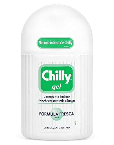 Chilly - Jabón Gel Intimo - Formula fresca - 200 ml
